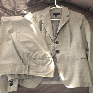 Banana Republic suit size 10
